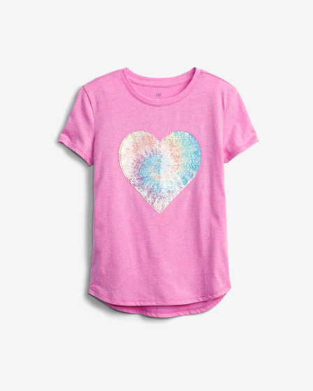 GAP Flippy Sequin Graphic kids T-shirt