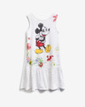 Desigual Mickey Mouse kids Dress