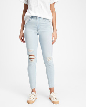 GAP High Rise Distressed Jeans