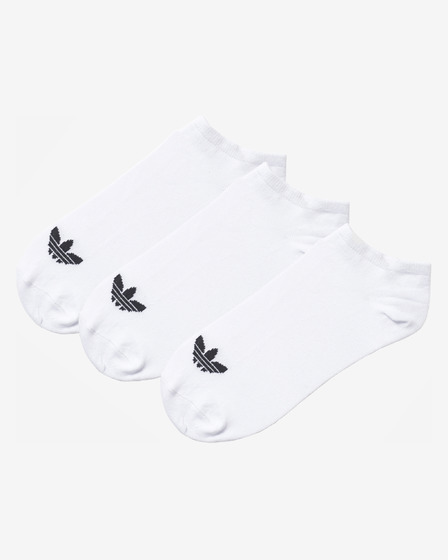 adidas Originals Trefoil Liner Set of 3 pairs of socks